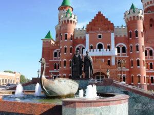 Участие во Всероссийском Дне семьи, любви и верности на Патриаршей площади