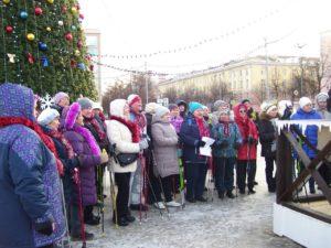 Центр скандинавской ходьбы Марий Эл «Йолгорно» проводит II-й Слёт «нордиков» Республики Марий Эл